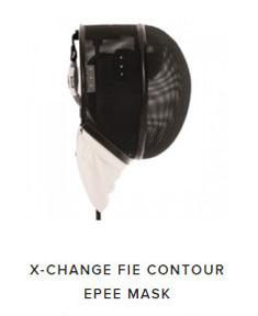 X-Change Epee Mask