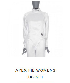 Womens Apex jacket